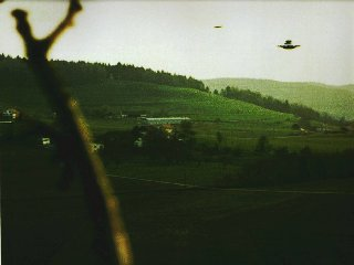 The Best UFO Pictures Ever Taken, Page 1