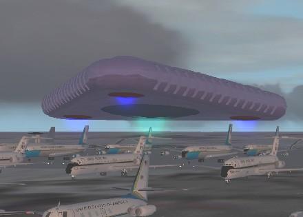 Triangle UFO (TR-3B) Caught on Film Tr3b-encounter-arctic