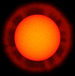 Image result for expanding stars