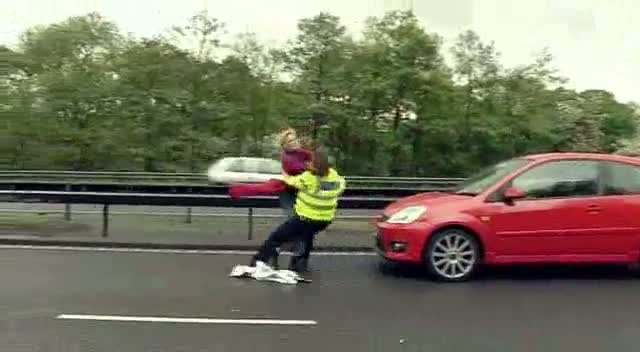 You are browsing images from the article: What Was The 'Madness in the Fast Lane' (BBC Documentary, 2010)?